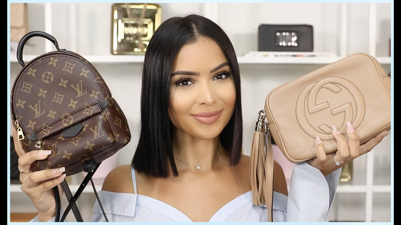 76bca88f4337 Top 5 Designer Faves Worth The Money + GUCCI GIVEAWAY - YouTube