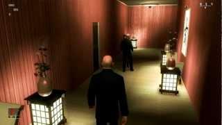 Hitman: Blood Money Mysterious Female Assassin Secret Target