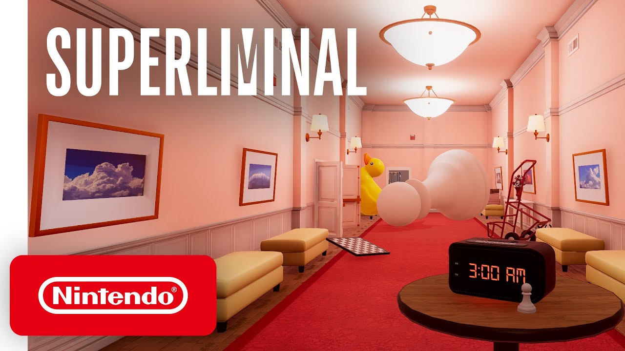 Release Date Trailer για το Superliminal