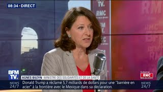 Salaires des hauts fonctionnaires: Agnès Buzyn affirme qu'il faut les