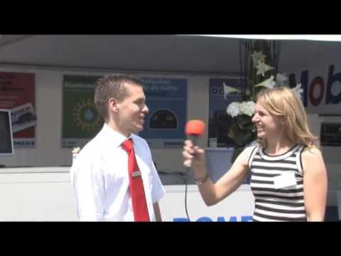 Interview mit Herr Schwerbel und Büyüksolak von der Firma Domesle