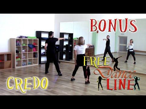Free Dance Line - BONUS - Credo by Giorgia (Balli di Gruppo 2017)