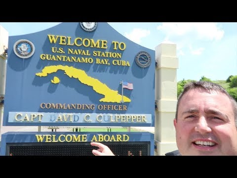 where IT ALL began (for me)!   GTMO day 1
