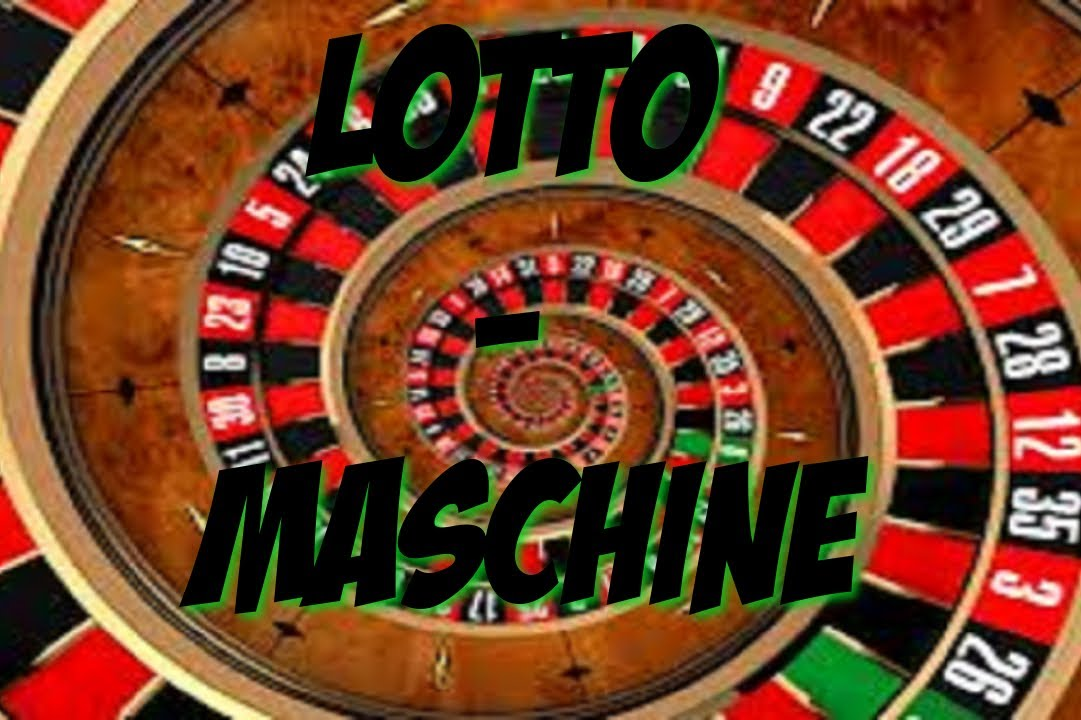 Lotto Maschine