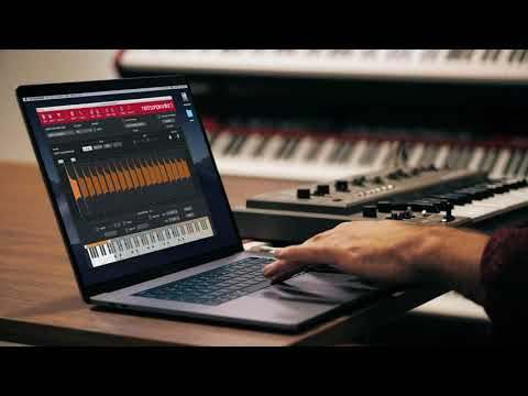 Nord Sample Editor 3: #2 Creating a sample instrument with multiple samples