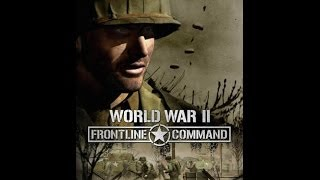 World war 2 Frontline Command BitMap Bros PC| SGSS