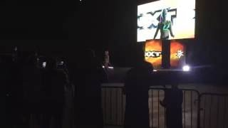Alexa Bliss Entrance NXT Live Louisville