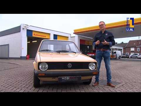 Autohandelaar krijgt 40 jaar oude Golf met 18.000 kilometer op Teller
