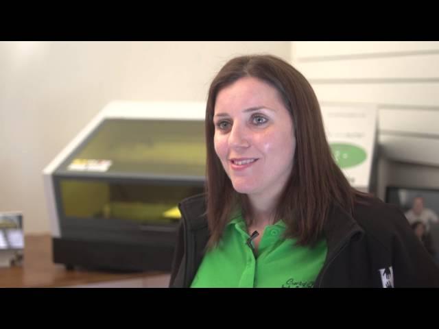Roland Customers Review LEF UV Printers