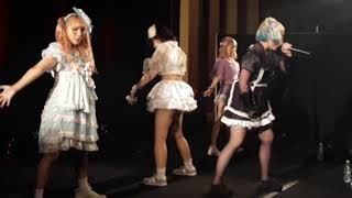 "Candye♡Syrup performing their new song [ SELENE ] ""Live"" @ Saboten ..."