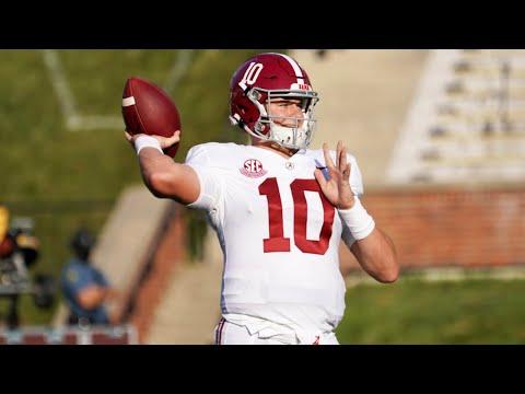Mac Jones Highlights vs Missouri College Football 2020