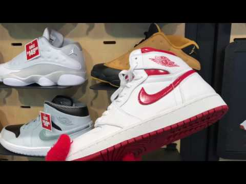 ALOT OF RELEASES!! *FOOT ACTION VLOG*