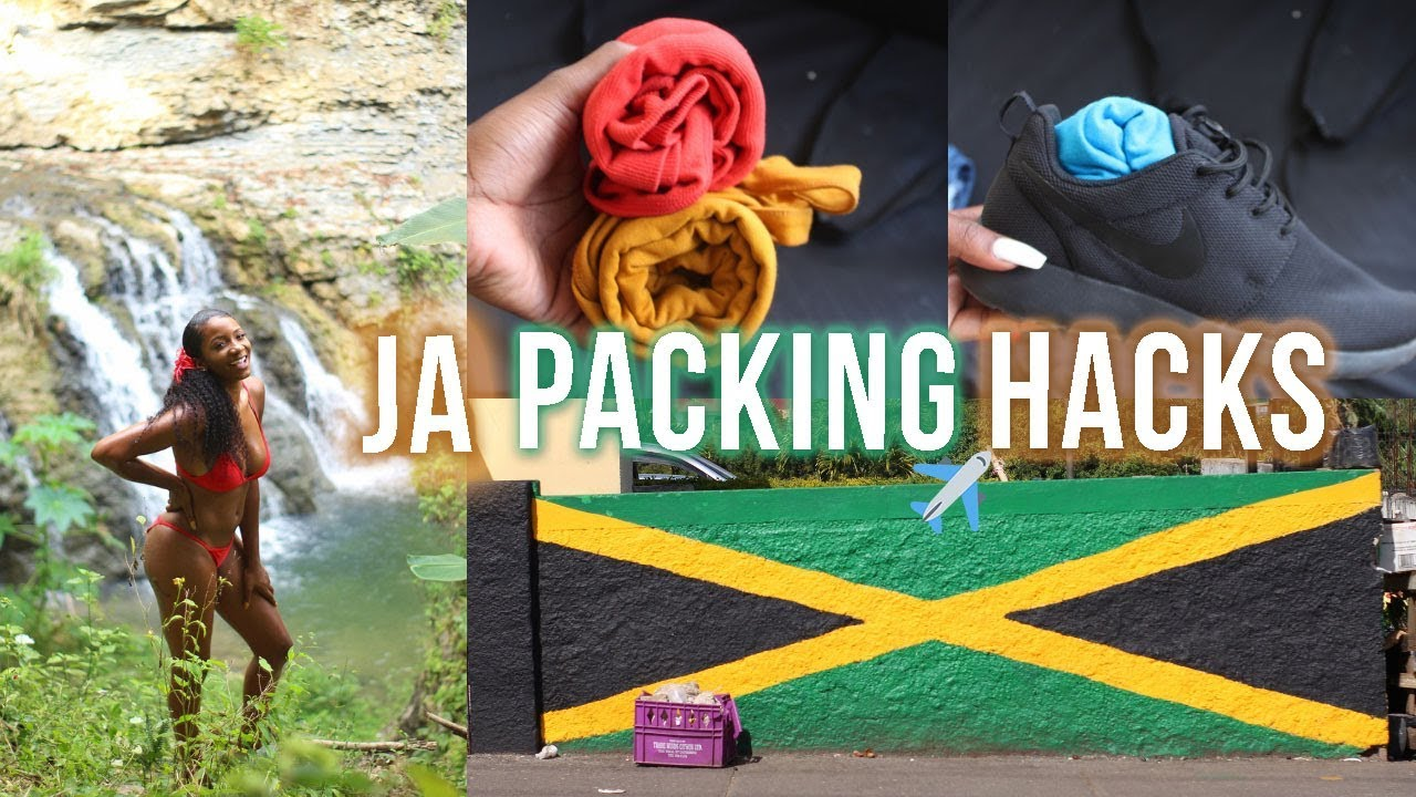 5 Suitcase Packing Hacks/Tips for Jamaica Vacation (Travel) 2019 | Annesha Adams
