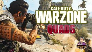 Call of duty - modern warfare warzone quads trios