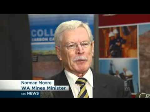 Barnett Set To Fight Mining Tax