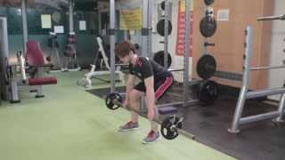 Deadlift - Bloomsbury Fitness Exercise Videos