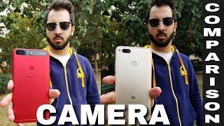 Infinix Zero 5 vs Mi A1 Camera Comparison   Infinix Zero 5 Camera Review  Xiaomi Mi A1 Camera Review