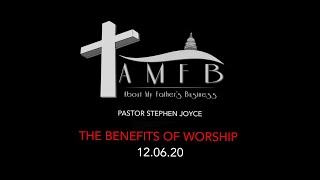 AMFBGRACE - THE BENEFITS OF WORSHIP - 12.06.20