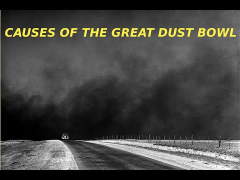 Dust bowl essay