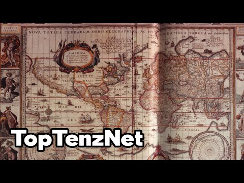 Top 10 Maps from History that Changed the World