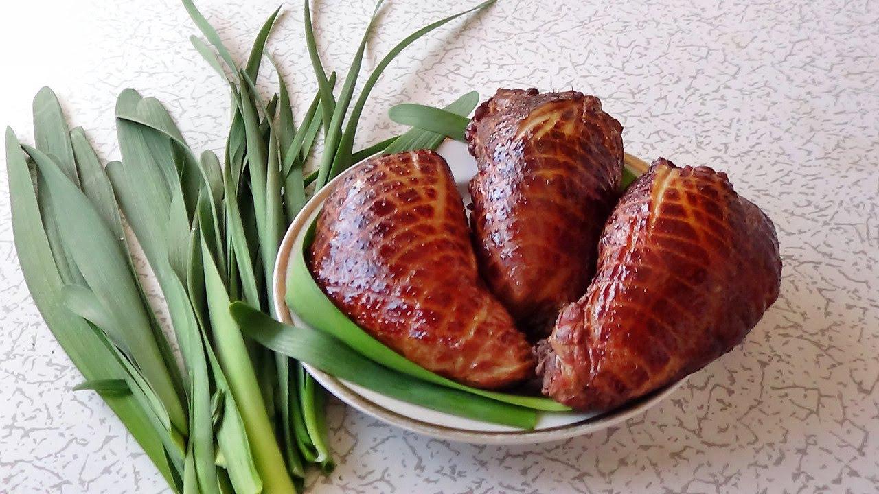 копчение куриных крылышек в домашних условиях рецепты