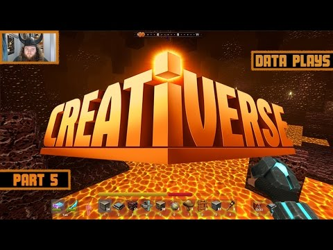 Data plays - Creativerse Part 5 - OMG Diamonds!