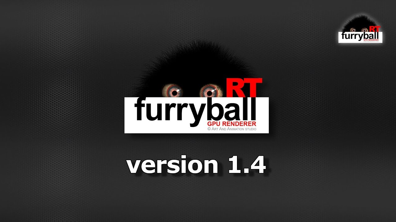 About FurryBall - FurryBall RT - Incredibly fast GPU render