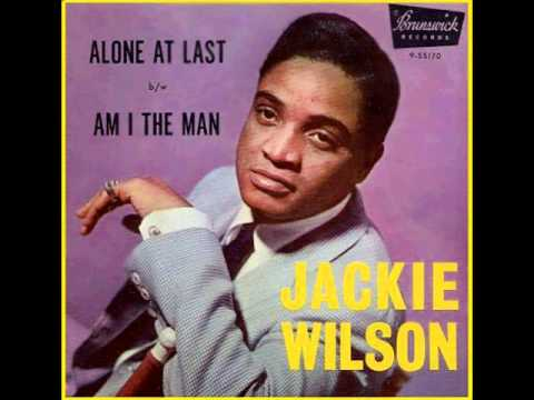 Jackie Wilson - Alone At Last (Best Quality)