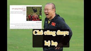 Báo Iran: 'Việt Nam là đội vô danh mà đòi mơ tạo địa chấn ở Asian Cup 2019'