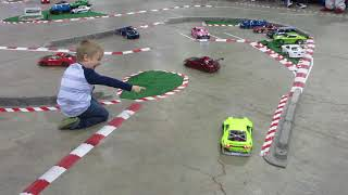 Mesmerized by RC Drift Cars