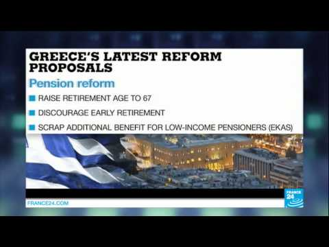 GREEK CRISIS - Creditors to assess Greek reform plan