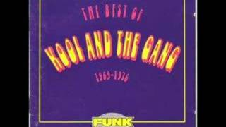 "Kool and the Gang    ""Love the Life You Live"""