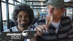 Kai Böcking feiert Geburtstag - 40 Stunden lang auf 4 Kontinenten | Abenteuer Leben | kabeleins