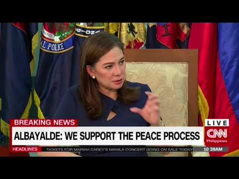 CNN Philippines Exclusive: PNP Chief Oscar Albayalde