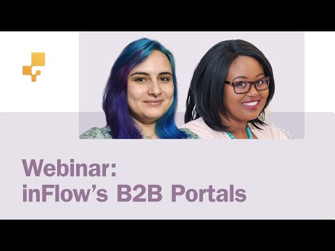 Webinar: All about Showroom, our B2B Portal