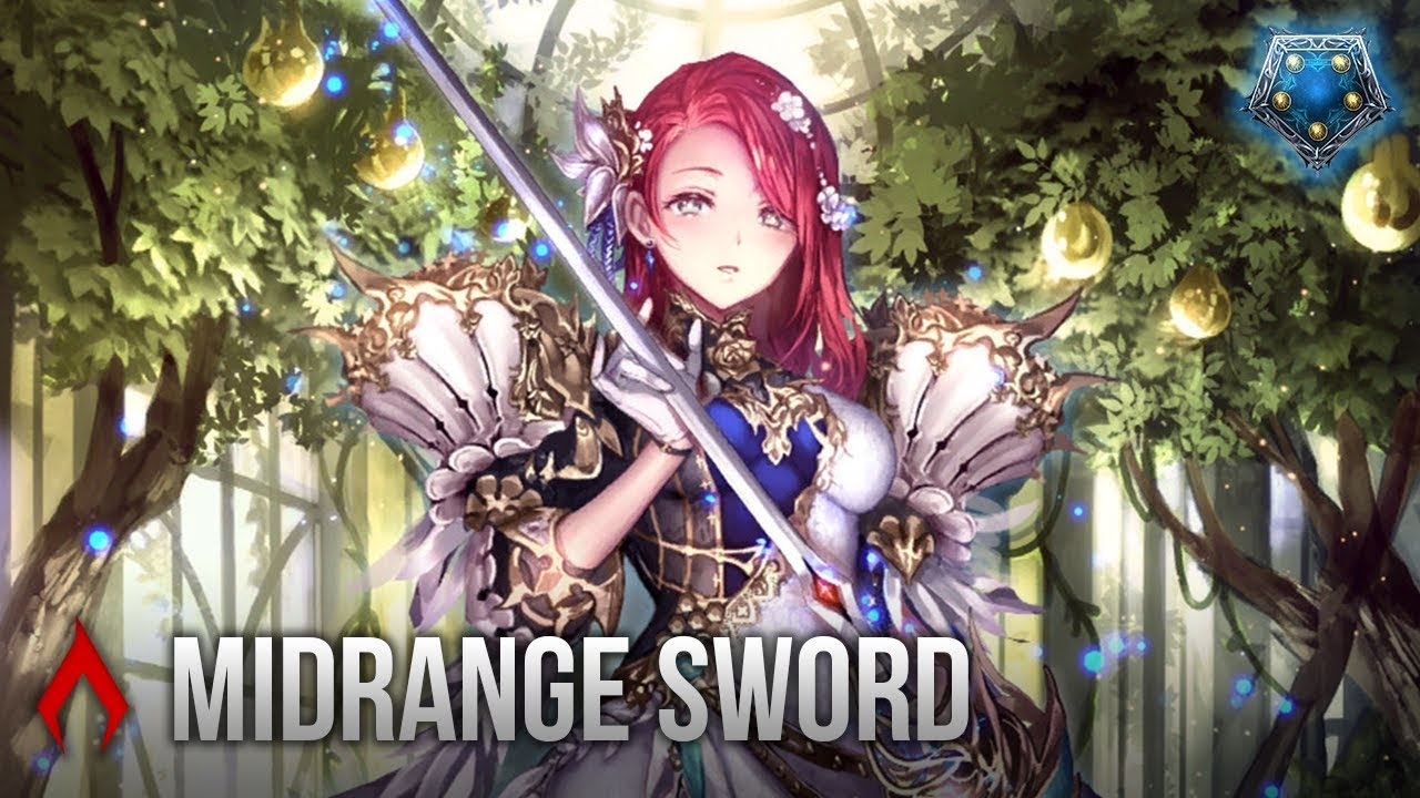 Shadowverse No Arthur No Problem Rotation Midrange Swordcraft