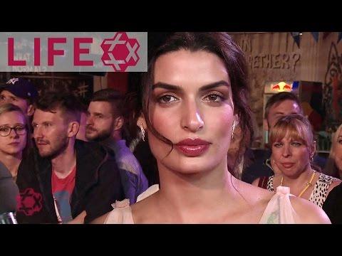 Tonia Sotiropoulou auf dem Life Ball 2017  Magenta Carpet