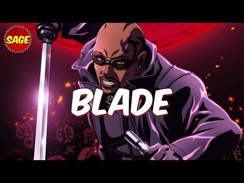 Who is Marvel's Blade? Devastating
