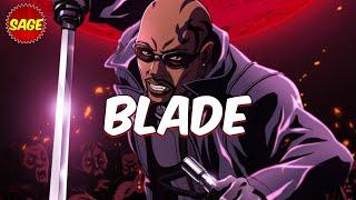 Who Is Marvel S Blade Devastating Daywalker