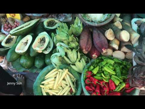 Asian Street Food, Country Foods Selling In My Village, Food Compilation In Cambodian Market