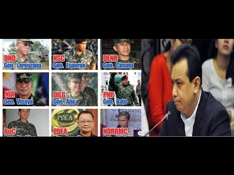 Retired military official to Trillanes: Ingat siya