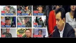 Retired military official to Trillanes: Ingat siya Mp3