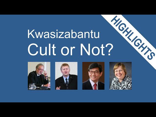 Webinar Highlights: Kwasizabantu a Cult or Not?