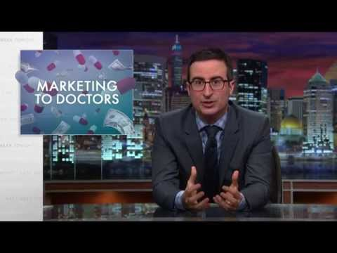 Marketing to Doctors: Last Week Tonight with John Oliver (HB