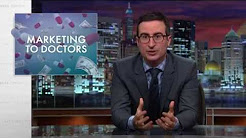 Marketing to Doctors: Last Week Tonight with John Oliver (HBO)