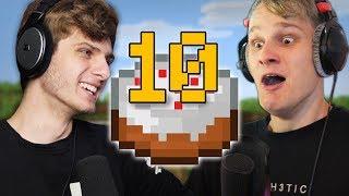 WE VIEREN MINECRAFT'S VERJAARDAG! | Minecraft 1.14 Survival [#3] met Ronald