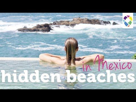 Four Hidden Beaches In Mexico | Part Four - Ep. 034