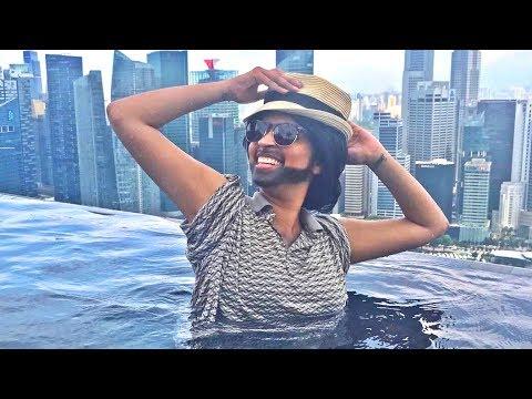 The Time Manjeet Goes Swimming In Singapore (Day 860)