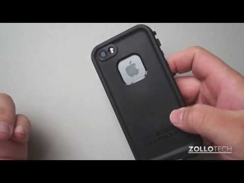 Lifeproof iPhone 5s Case Review