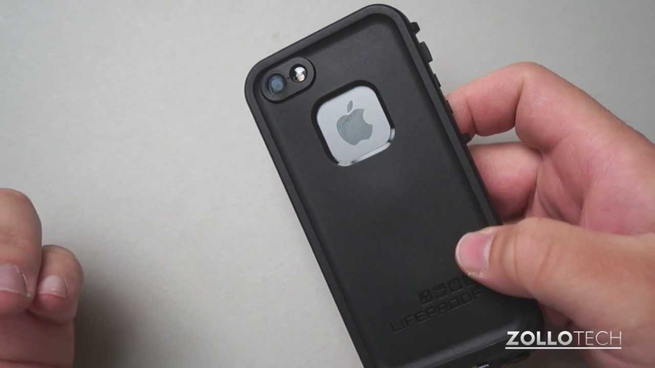 new concept 0aba5 90503 Lifeproof iPhone 5s Case Review
